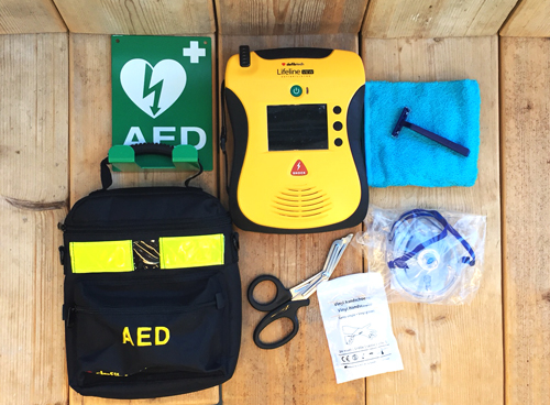 AED tekoop